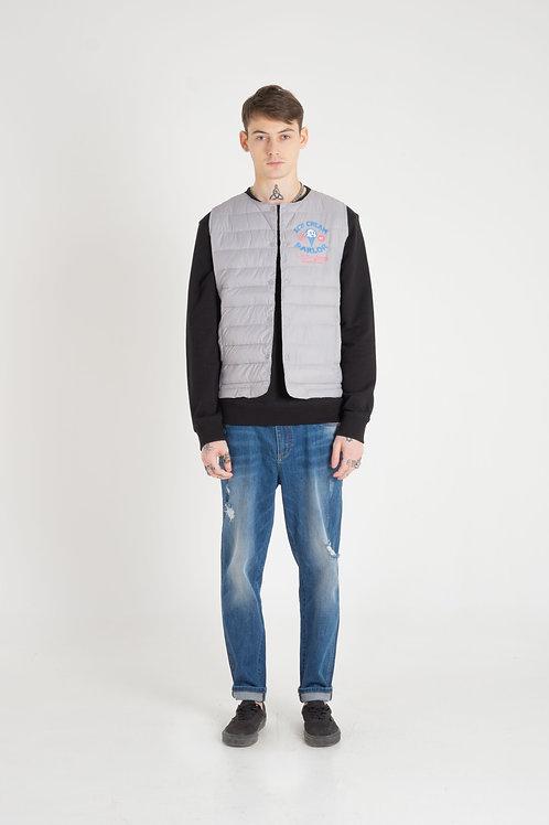 Men's' Crew/V Neck Padding Vest