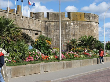 St Malo - Brittany Biker Breaks guided tours