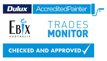 Dulux Accredited Painter Ebix Trades Mon