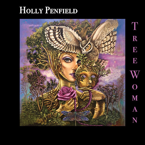 Holly Penfield - Tree Woman New Year Offer (CD, Face Mask, Poster)