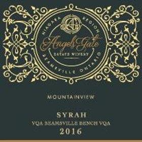 2016 Mountainview Syrah VQA
