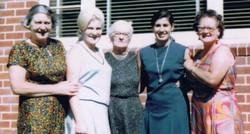 Rachelle, Rochelle and Mums