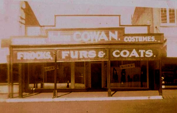 Cowan's First Dress Shop