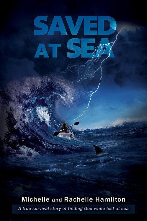 SAVED AT SEA E-BOOK