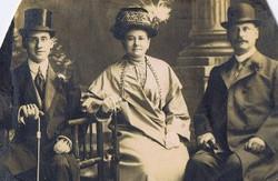 Ben Cohen's Family