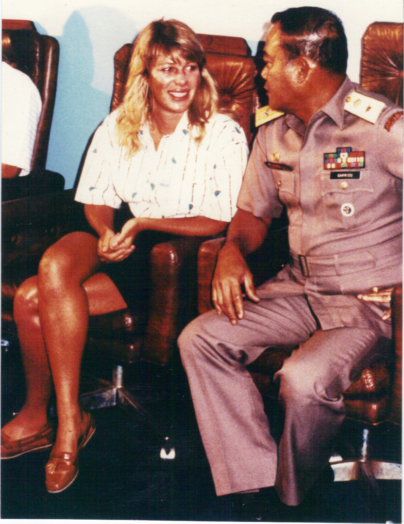 michelle with captain pactao.jpg