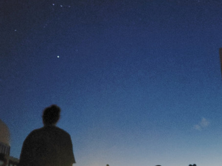 Night Astronomy, A Otherworldly Experience of a Class