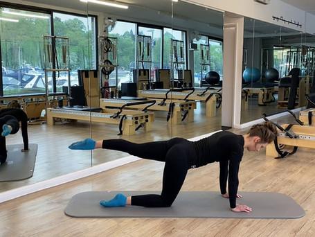 35 Minutes Strength and Stamina Pilates