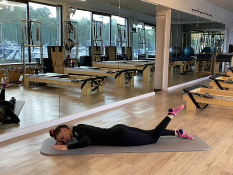 30 Minutes Relaxing Pilates Session