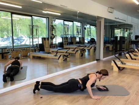 50 Minutes Progression Based Pilates