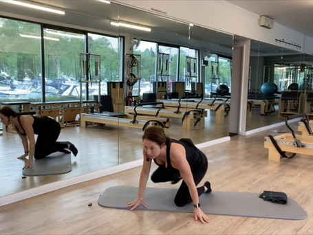 40 Minutes Spine Mobility Session