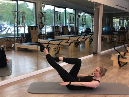 20 Minutes Pilates Body Mover
