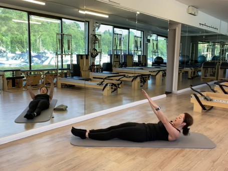 35 Minutes Abdominal Strength Session
