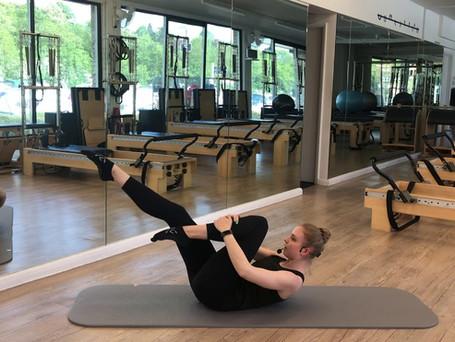 20 Minutes Pilates Mobility