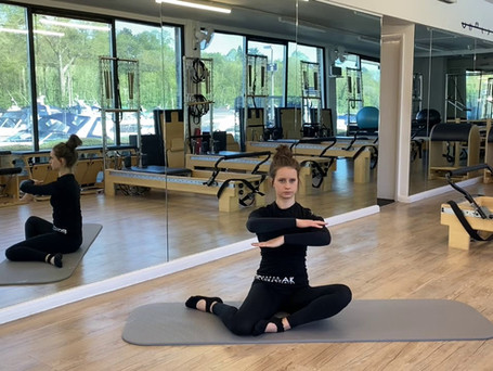 35 Minutes Pilates Session