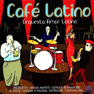 Orquesta Amor Latino - Amor Eterno (Canciones de Roberto Carlos)