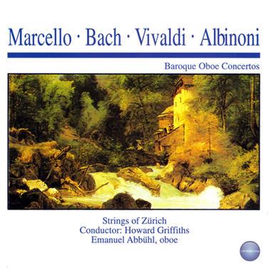 J.S. Bach - Oboe Concerto in D Minor: II Adagio