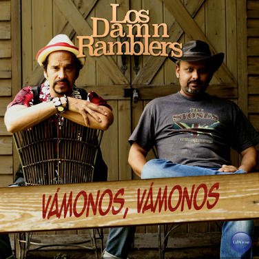 Los Damn Ramblers - Vámonos, Vámonos