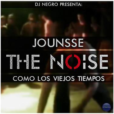 DJ Negro feat Jounsse - Como Los Viejos Tiempos