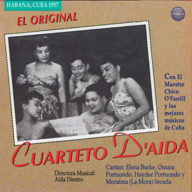 Cuarteto D'Aida - Totiri Mundachi