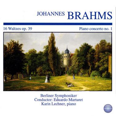 Brahms - Op. 39 No. XV in A Flat Major