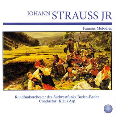 Johann Strauss Jr - Champagne Polka