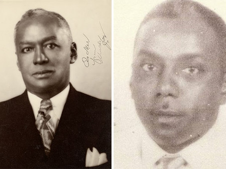 The incredible success of two Black doctors in the Jim Crow south