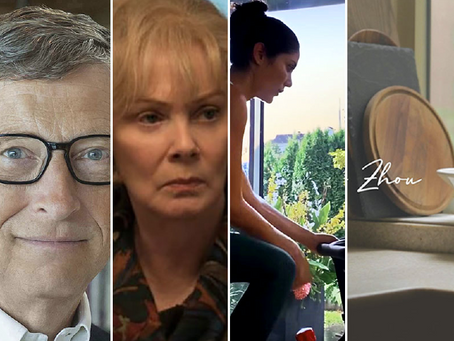 """Bill Gates, Jean Smart, a Salem Witch, and Alvin Zhou: It's Time For Another Episode of """"Daddy Issue"""