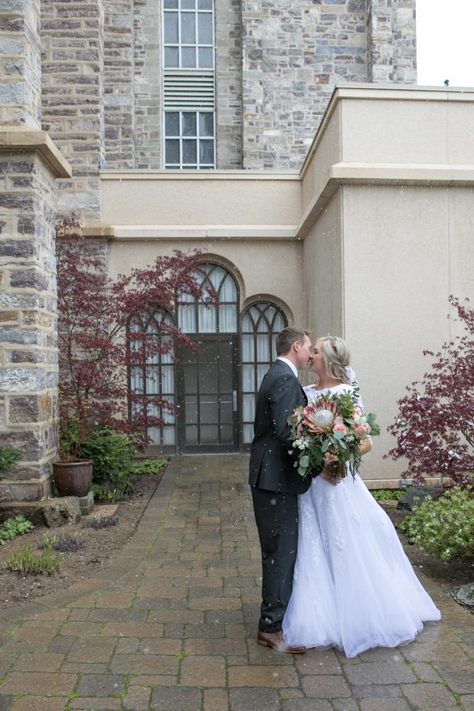 Alec & Lindsey Get Married!!