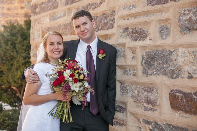 Grant & Teresa Get Married!!