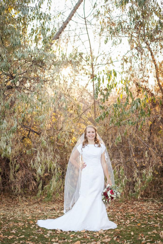 Teresa Gets Bridal!