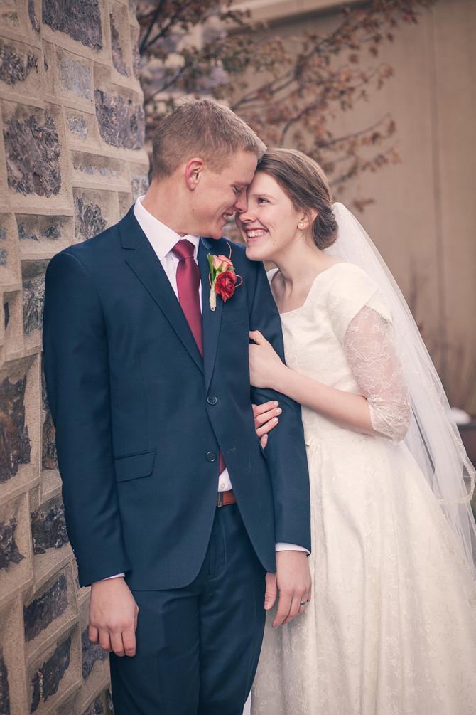Sam & Sharalyn Get Married!!