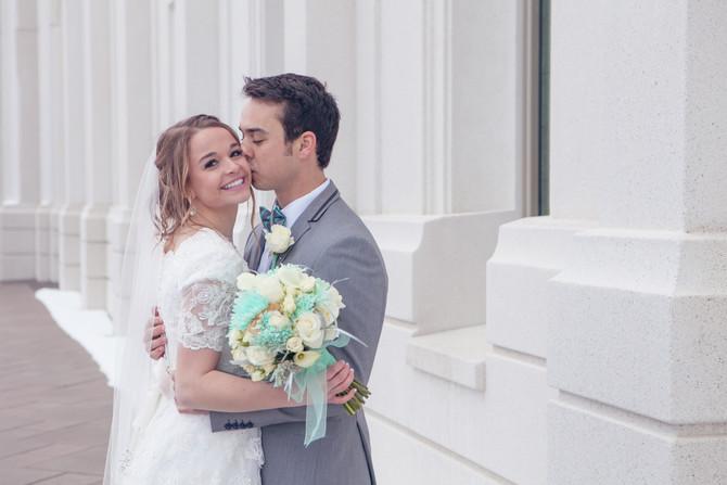 Casin & Emily Get Married!!