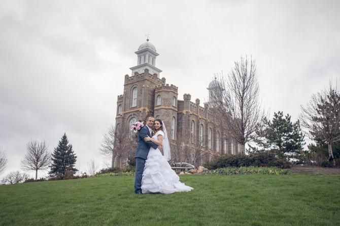 Jeremy & Sherri Get Married