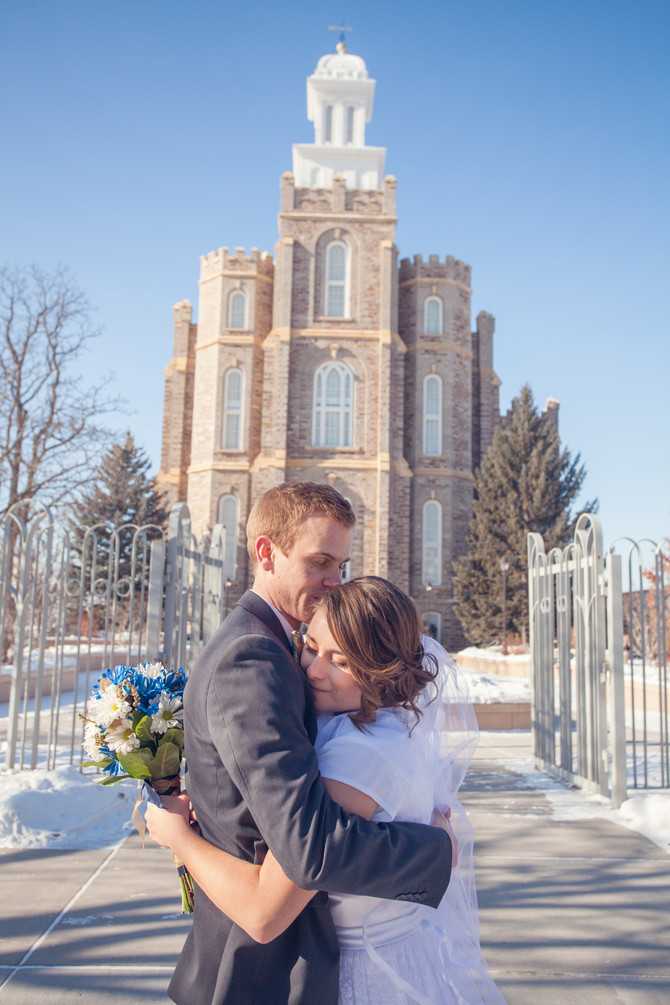 Clayton & Whitney Get Married