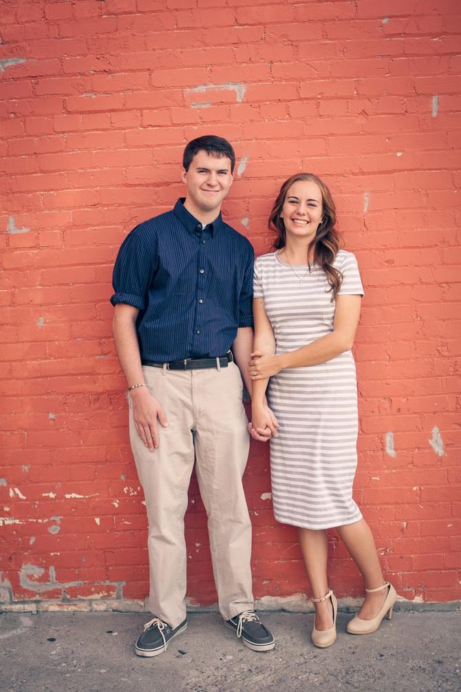 Teresa & Grant Get Engaged!
