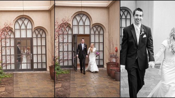 Tyler & Jenessa Get Married!!