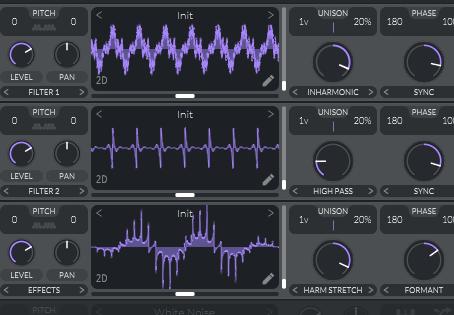 Vital VST Masterclass, Module 2 - Oscillator Processing