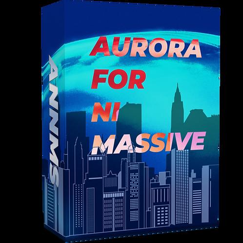 Aurora for NI Massive[Free Synth Presets]