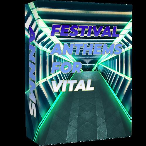 170+ Vital vst Presets[Free Download]