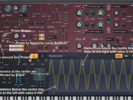 Harmor Masterclass Module 8 - Harmonic Prism [FL Studio Tutorial]