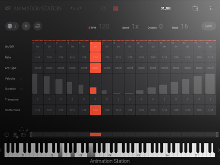 Animation Station By Samplelogic - A Powerful Midi Sequencer and Arpeggiator vst