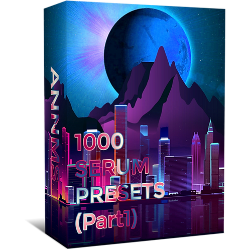 1000 Free Presets for Xfer Serum