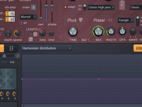 Harmor Masterclass Module 9 - The Harmonizer