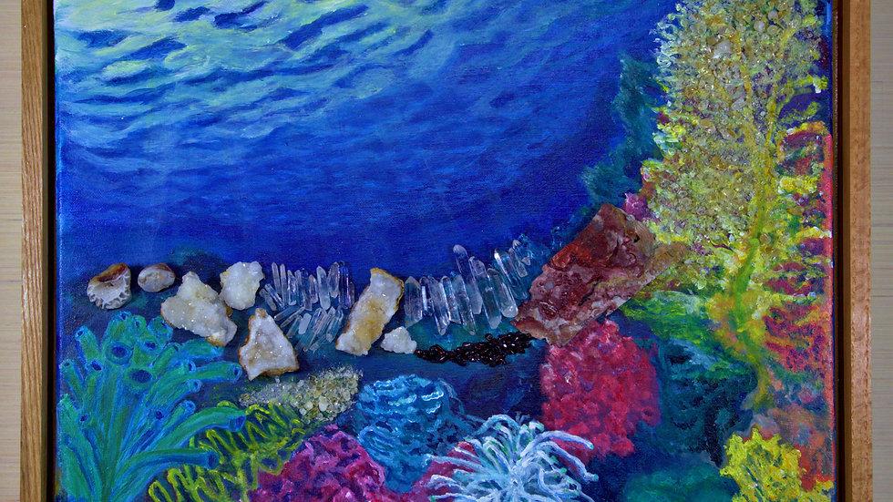 Underwater Magic by Pam Goff