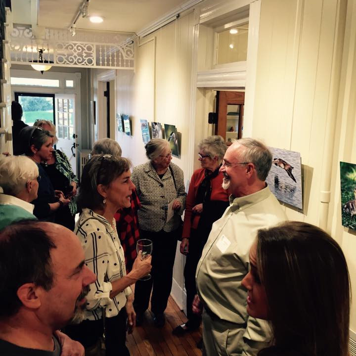 Gallery Opening--Textile Artists of Virginia