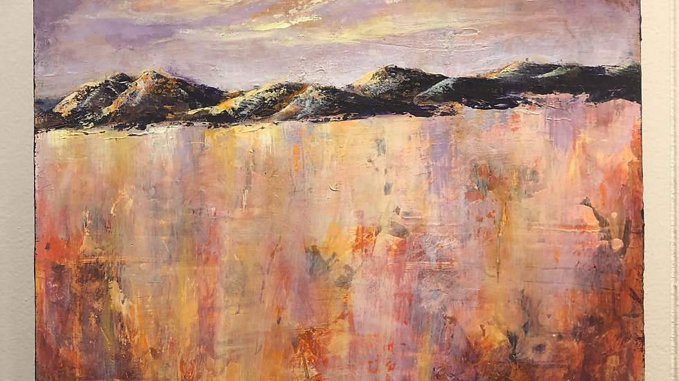 Prairie Heat by Selena McColley