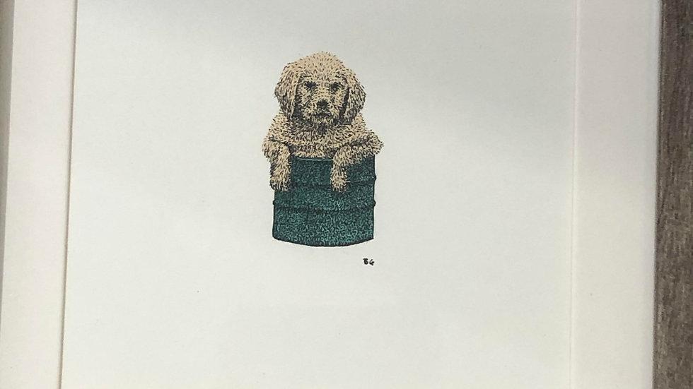 Pandemic Puppy by Blake Gore