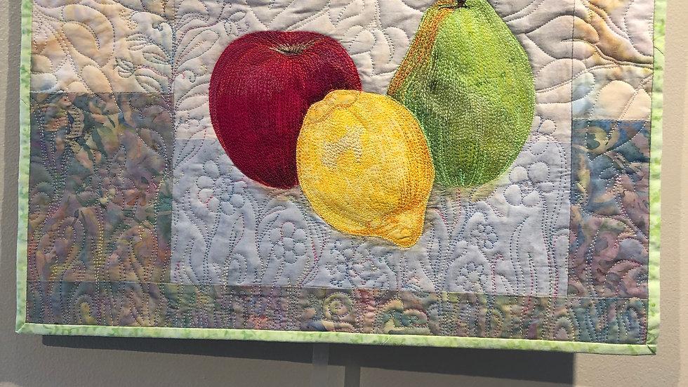 Summer Fruits by Karin Tauber