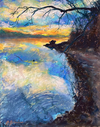 Sunset-Glow-at-River's-Edge - Andrea Brunais.jpg